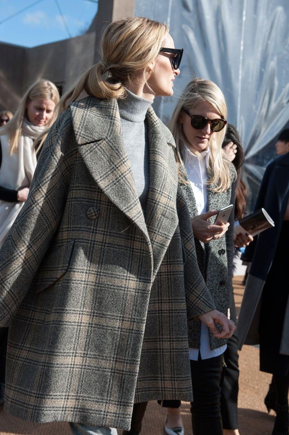 great, great coat. LSD in London. #LaurenSantoDomingo