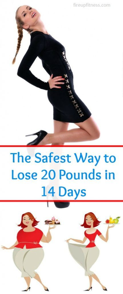 how to lose 20 pounds in 10 days diet