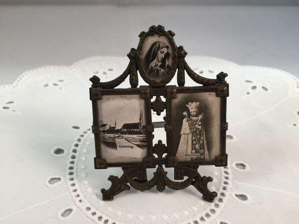Um 1900 Miniatur-Bilderrahmen , A-0425 | Accsessoirs für die antike ...