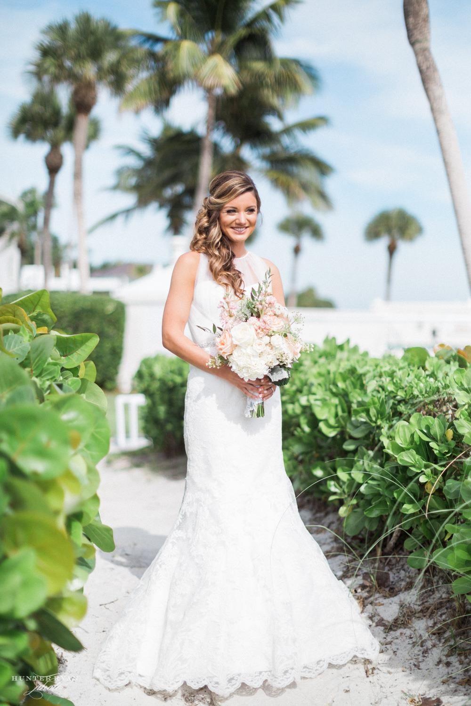 Holly u jasonus tropical storm wedding at longboat key club and