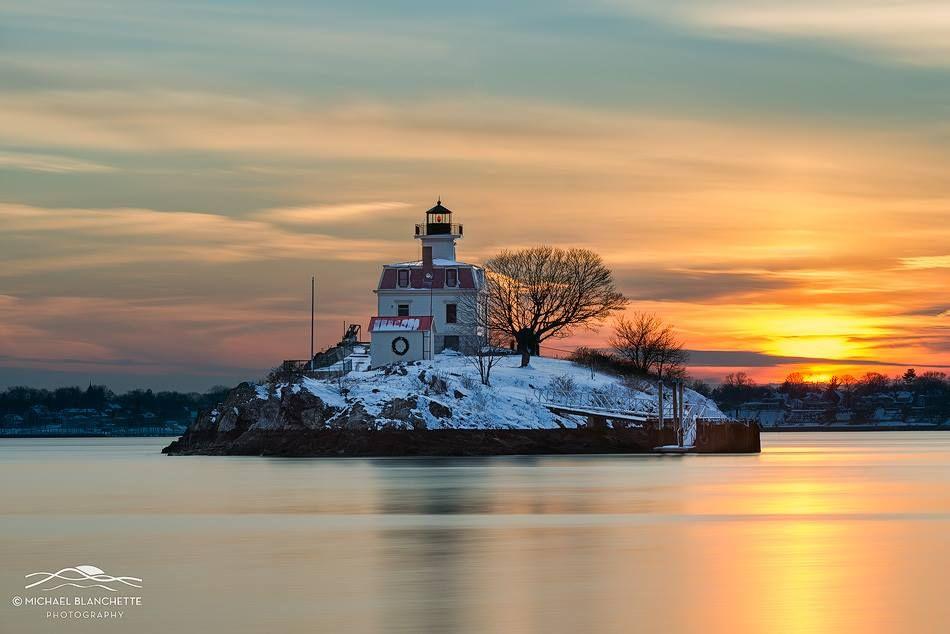 East Providence, Rhode Island Aerial Stock Photos - 2