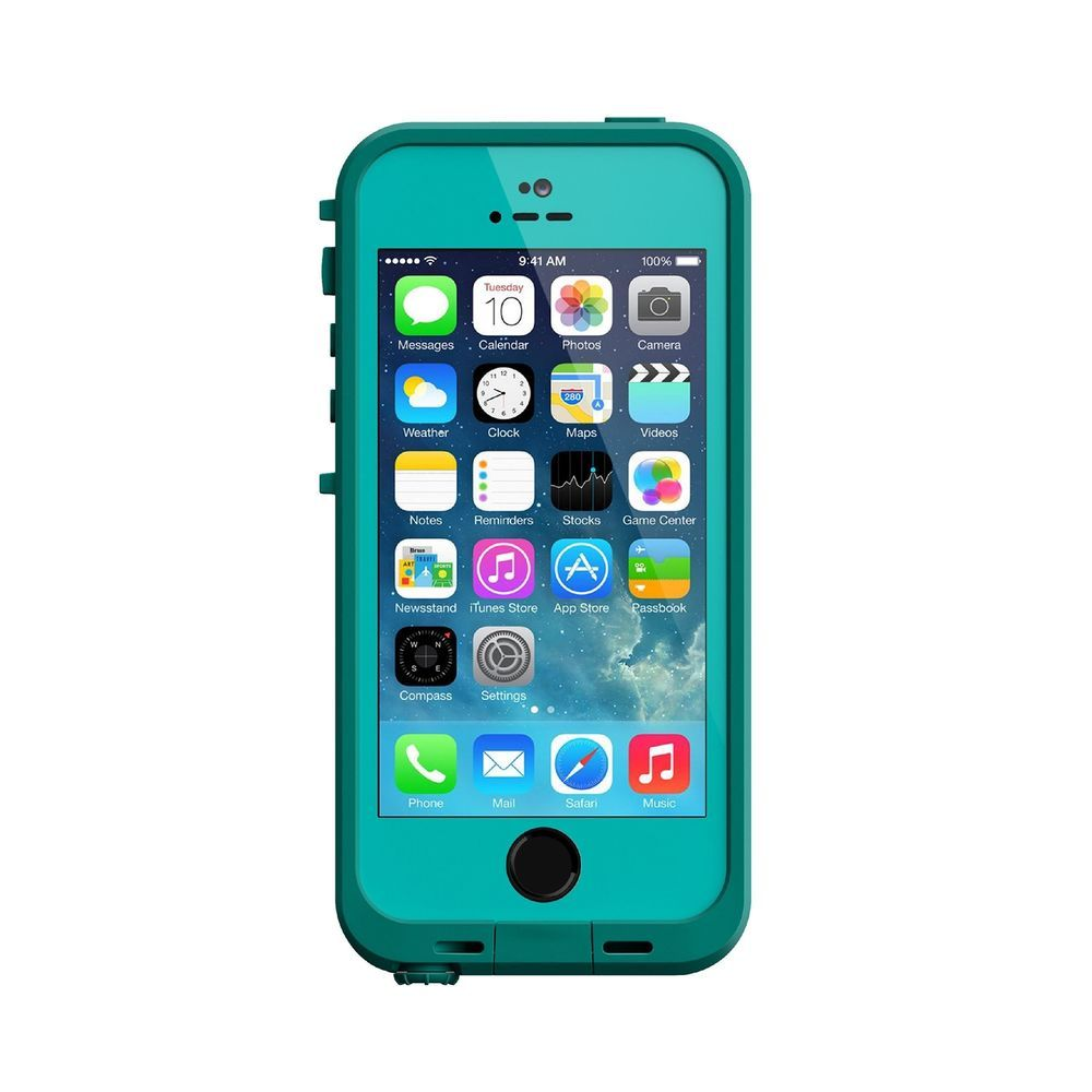 online store 68d96 60a56 eBay #Sponsored LifeProof FR SERIES Waterproof Case fits iPhone 5/5s ...