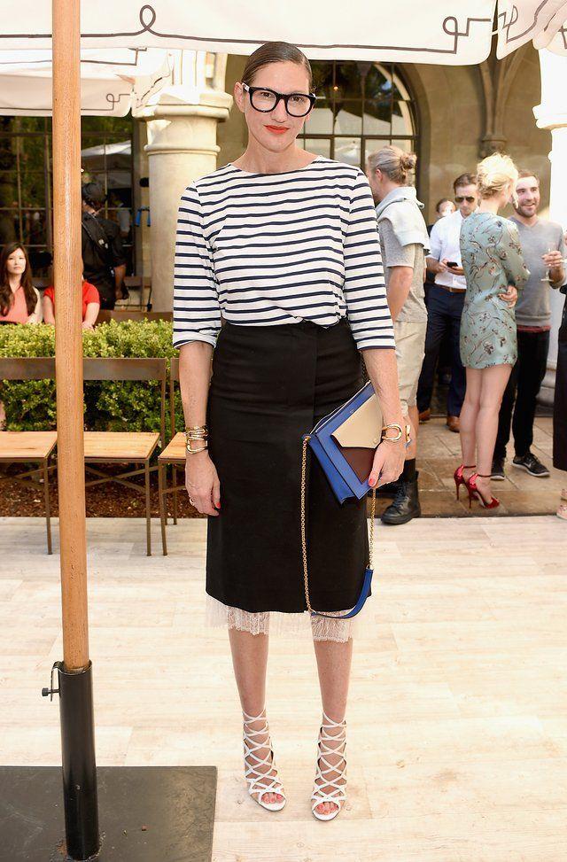 Jenna Lyons - Photos - Vogue