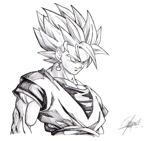 Dibujos De Goku Super Sayayin Dios Para Colorear Imagui Dragon Ball Art Dragon Ball Super Manga Dragon Ball Super Art