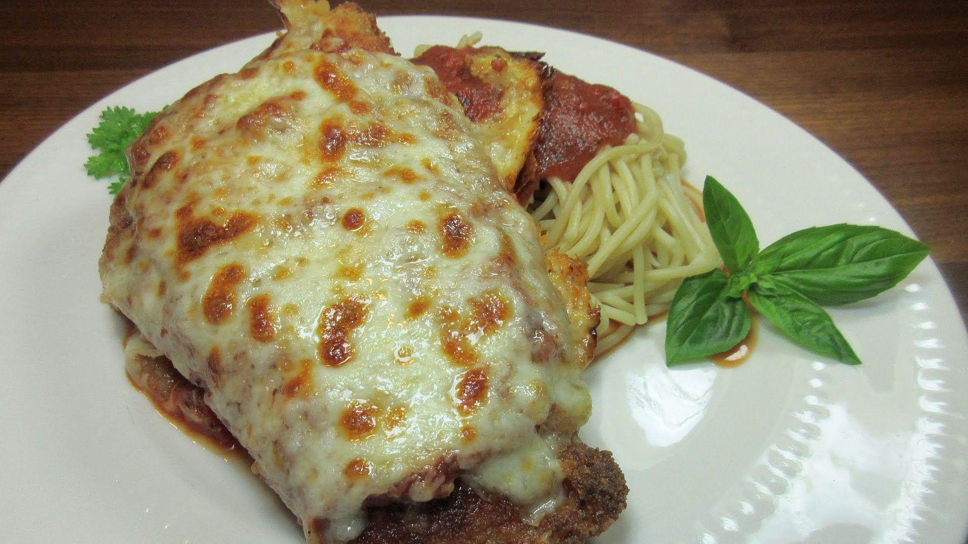 Italian chicken parmesan start to finish parmigiana recipe my italian chicken parmesan start to finish parmigiana recipe forumfinder Image collections