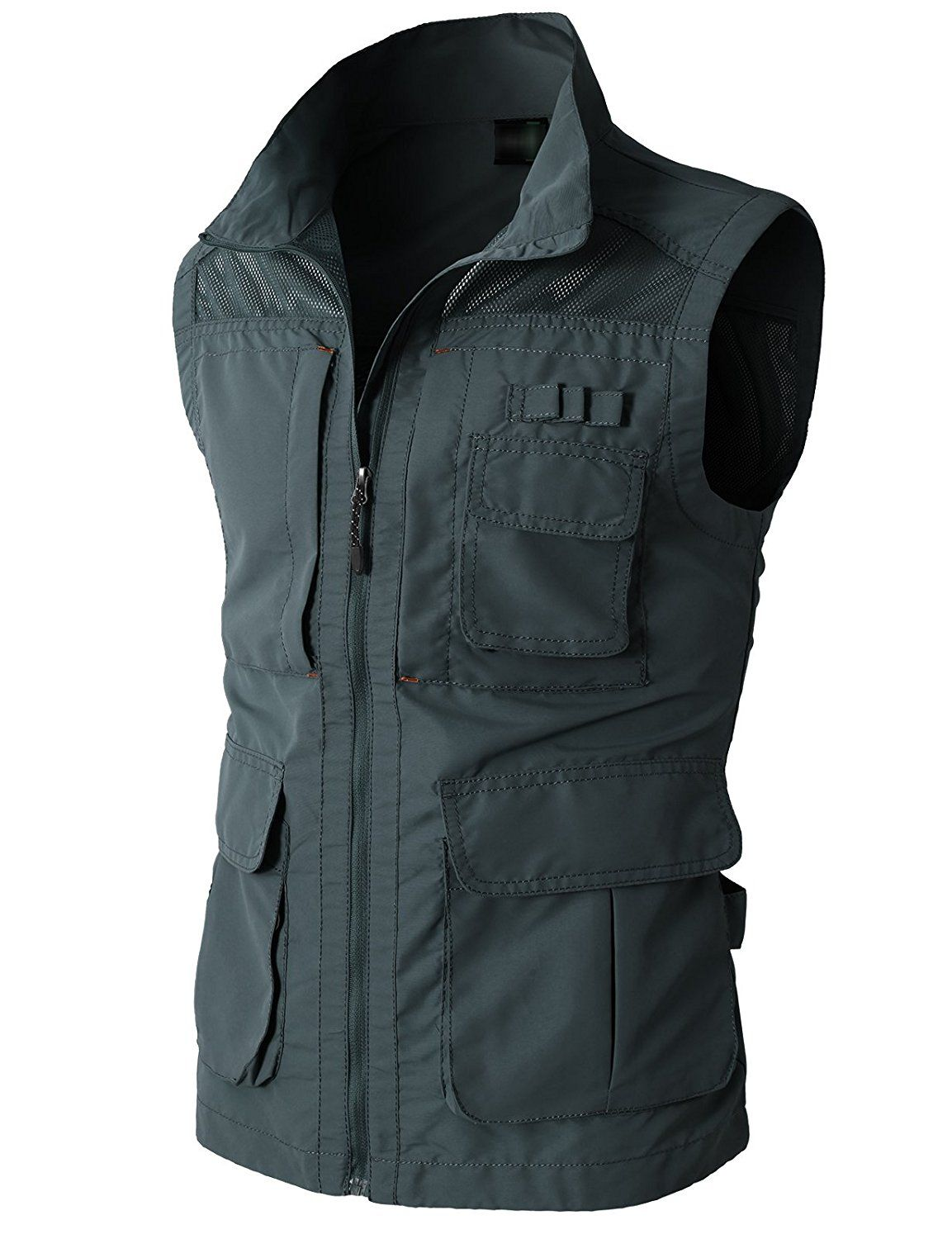 Amazon.com: H2H Mens Casual Work Utility Hunting Travels Sports Vest With  Multiple Pockets