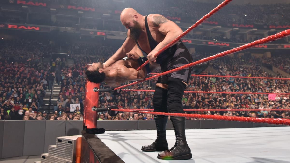 Photos Big Show Makes Massive Statement Big Show Jinder Mahal