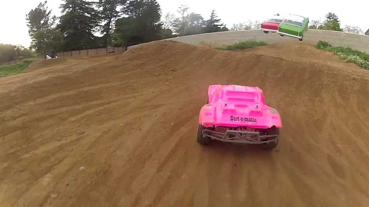 RC back yard track (+playlist) | Rc car track, Rc cars ...
