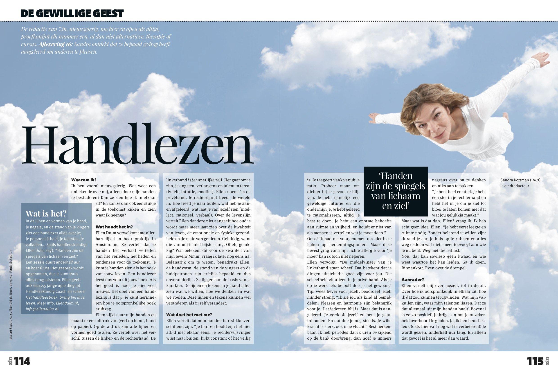 Artikel door Sandra Kottman voor @zinmagazine