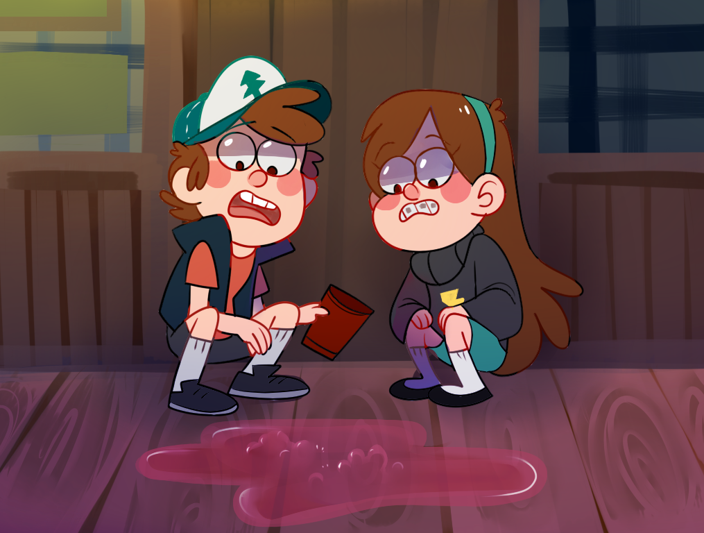 Pin By DigiButterfly On Gravity Falls