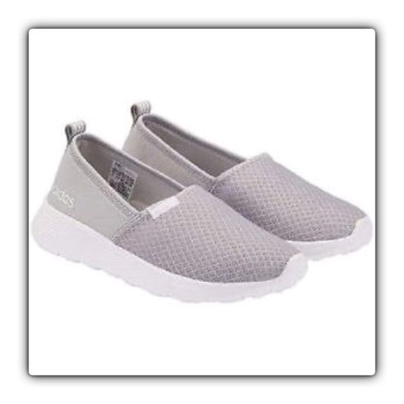1 HOUR SALESAdidas Neo fit foam sneakers BNWOT only worn inside to try on! Gorgeous and so comfortable! Light gray color goes with everything. Adidas Shoes Sneakers