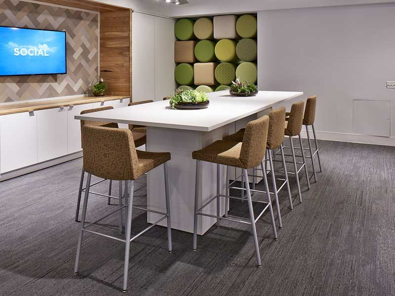 BAR HEIGHT LUNCH TABLE Crest Furniture Pinterest Lunch Table - Bar height conference table