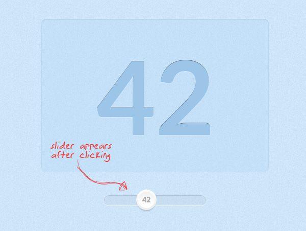 Slider Pagination Concept