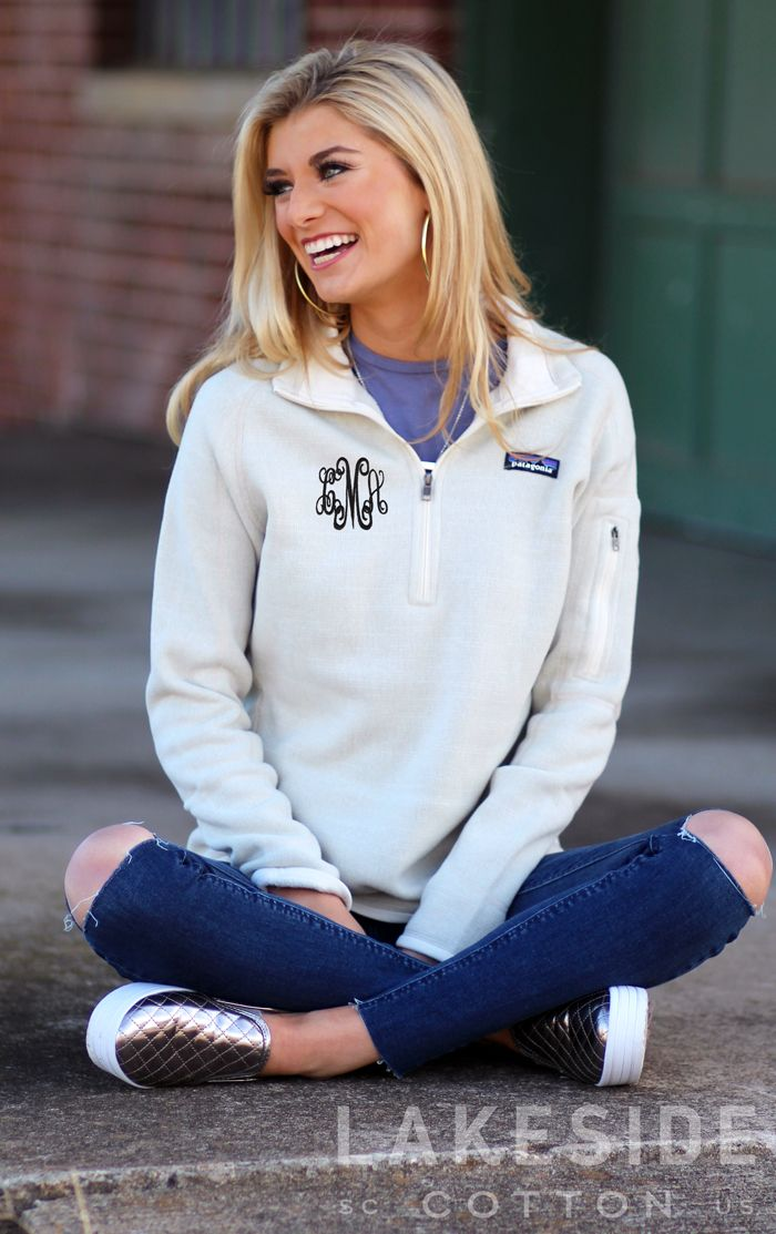 Patagonia Womens Better Sweater 14 Zip Fleece Lakeside Cotton