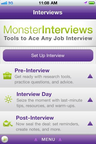 Check out the new Monster Interviews mobile app, which puts - monster resume tips