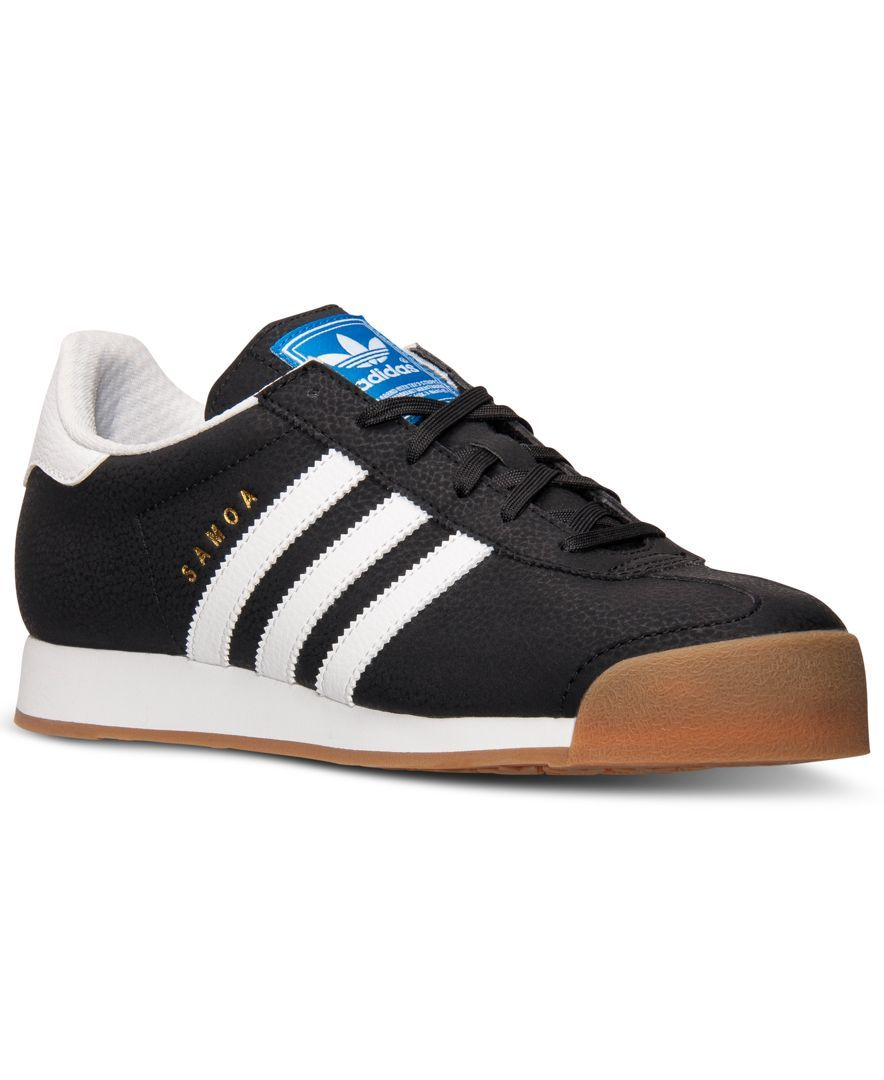 huge selection of 9fbd3 5528f adidas Men s Samoa Casual Sneakers from Finish Line