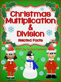 math worksheet : 1000 images about math 3rd grade on pinterest  multiplication  : Division Christmas Worksheets