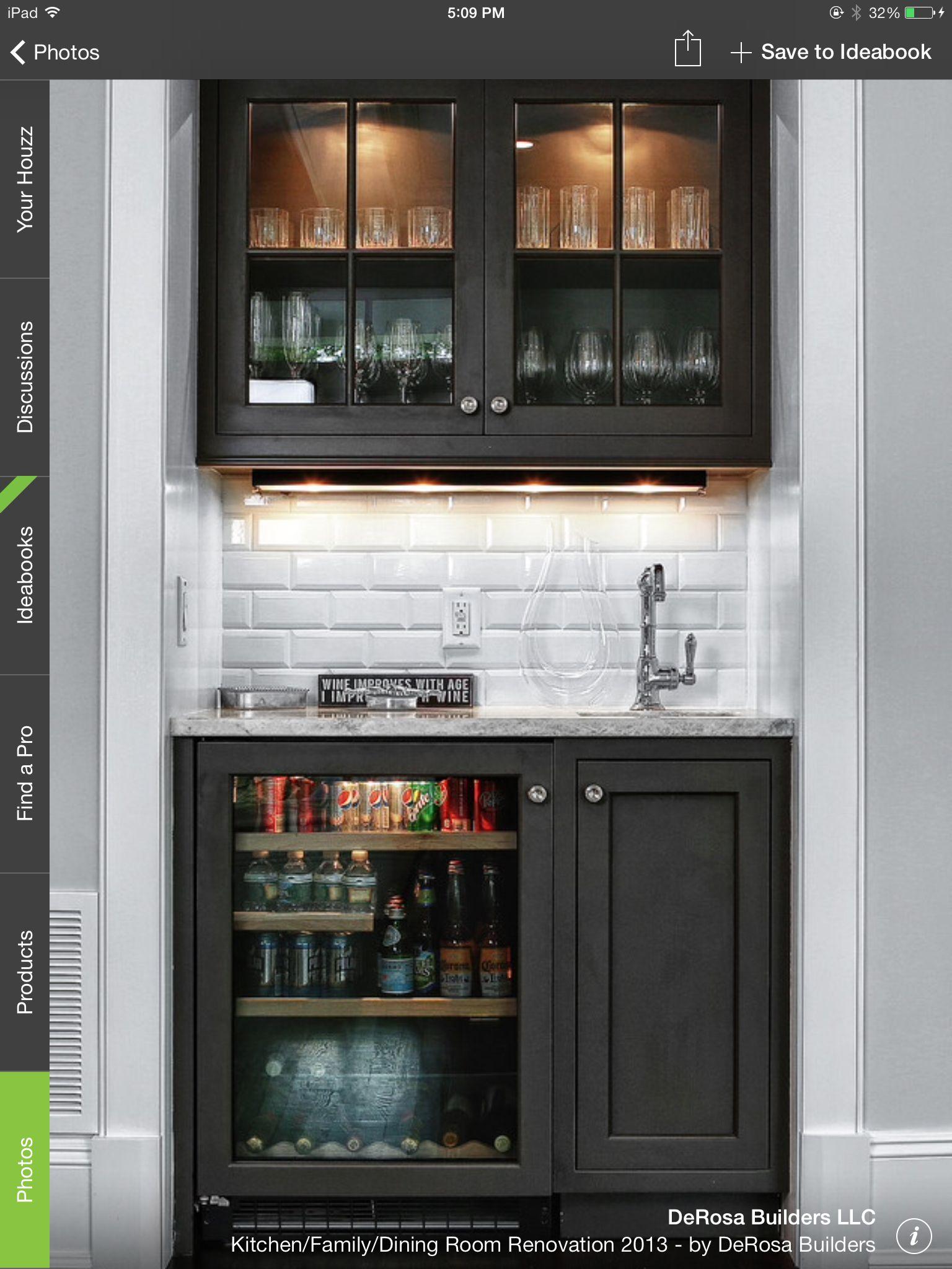 Pin by Armando Visbal Rivera on Yummy Kitchens   Small bars for ...