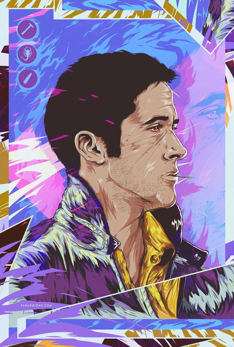 """What's your favourite piece from this Lab? We all loved """"Driver"""" by @diegolrodriguez - http://www.depthcore.com/lab/cult/5118/ pic.twitter.com/qfrBcTqjBI"""