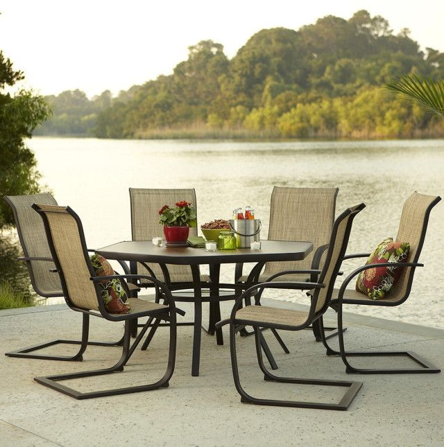 chair sw and patio size gazebo swing walmart treasures medium replacement awesome dining garden webbing parts porch furniture of