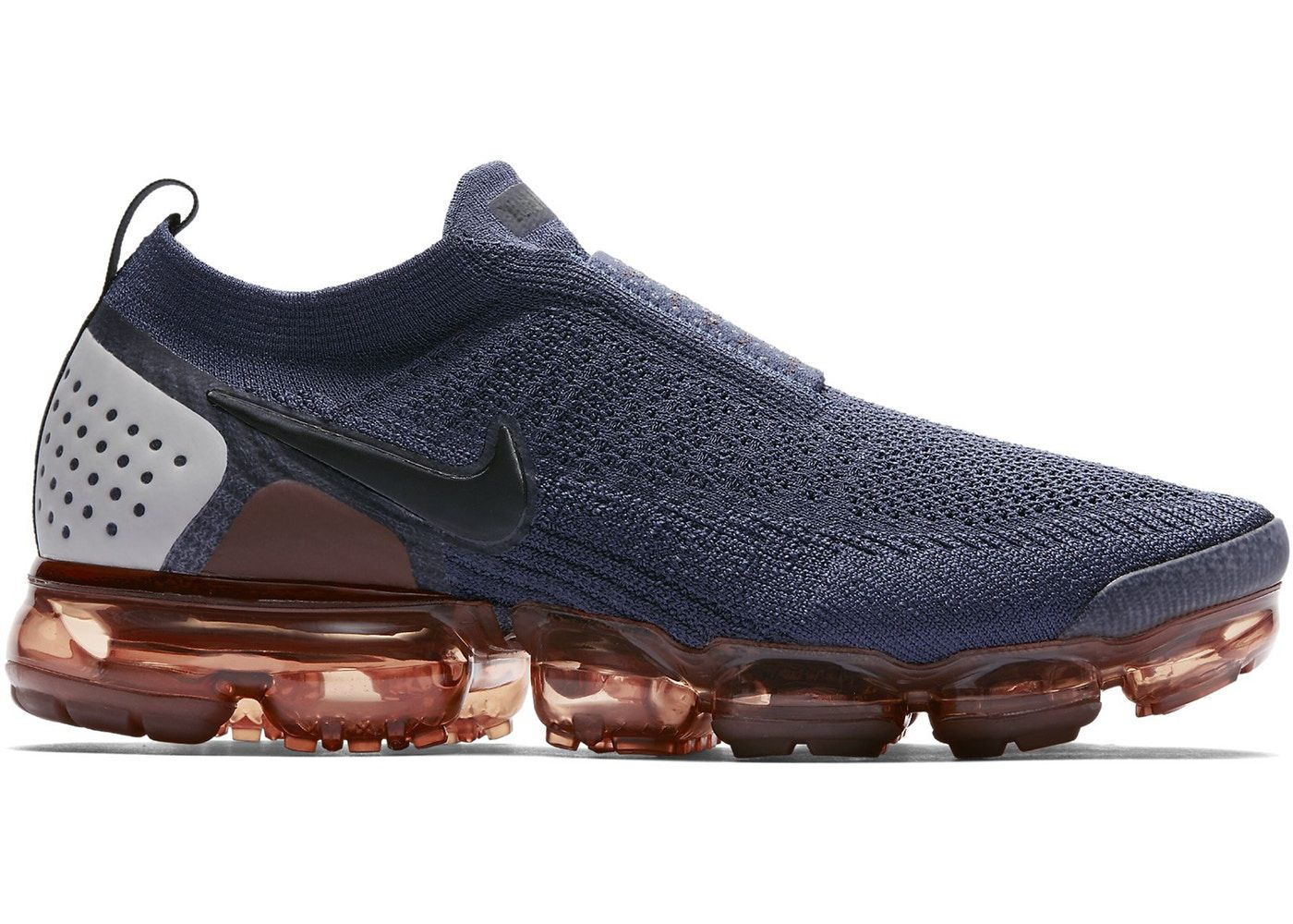 new product exclusive shoes best wholesaler Nike VaporMax Moc 2 Thunder Blue | Sneakers, Nike, Nike air vapormax