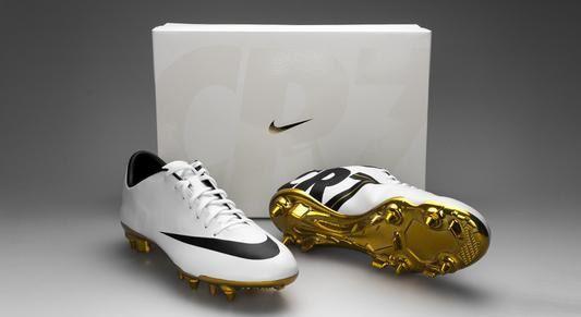 b6374aec1 Buy New Nike Mercurial White Gold of Cristiano Ronaldo, Price ...