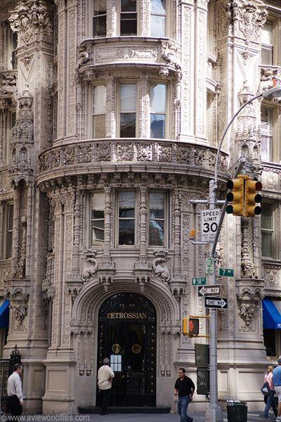 Alwyn Court Apartments #NewYork City