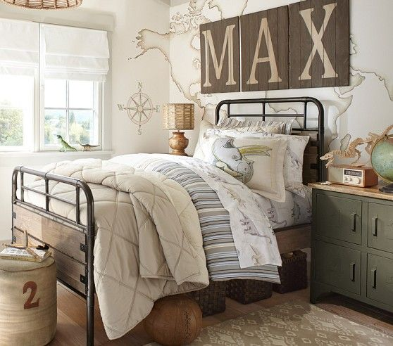 Oliver Duvet Cover Big Boy Bedrooms Boy Room Room