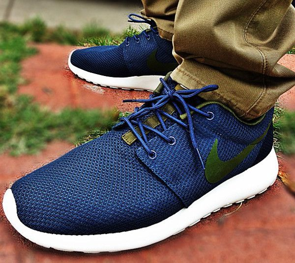 Nike Roshe Run ID Blue Denim - Og2307