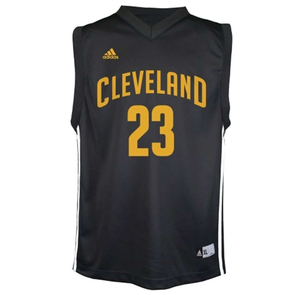 best website c44e3 ff2dc ireland lebron james black sleeved jersey 85a56 f4d39
