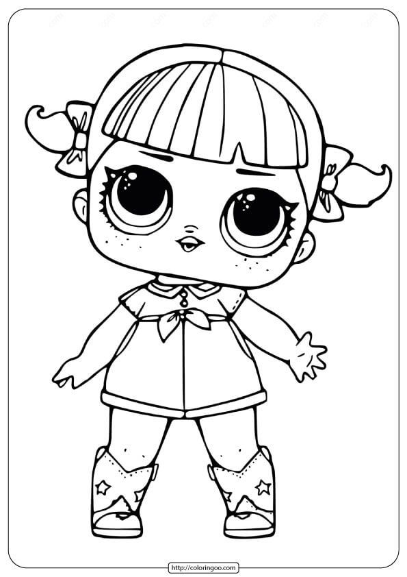 Lol Surprise Doll Coloring Pages Cherry Cool Coloring Pages Cartoon Coloring Pages Lol Dolls