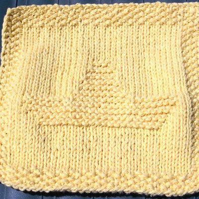 Sombrero Knit Dishcloth Pattern Designs By Emily Bebek Leri