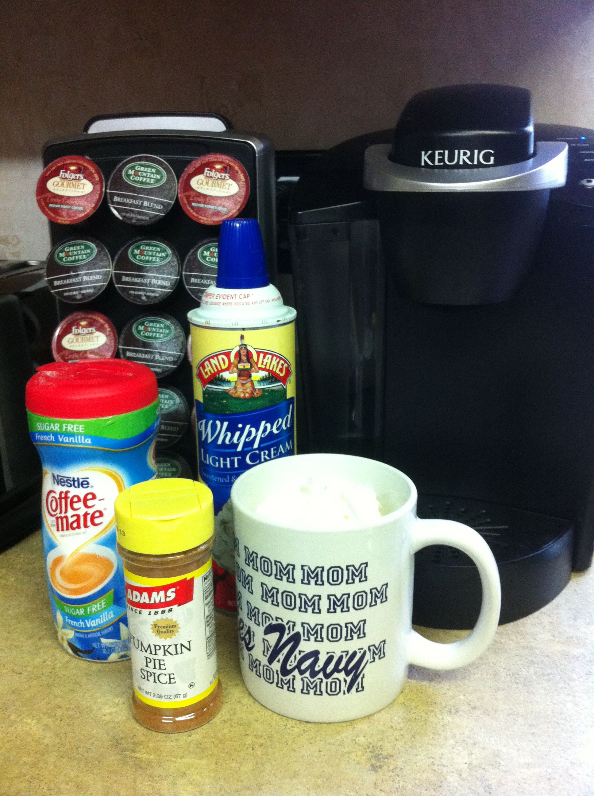 Make your own pumpkin spice coffee at home 1 brew coffee