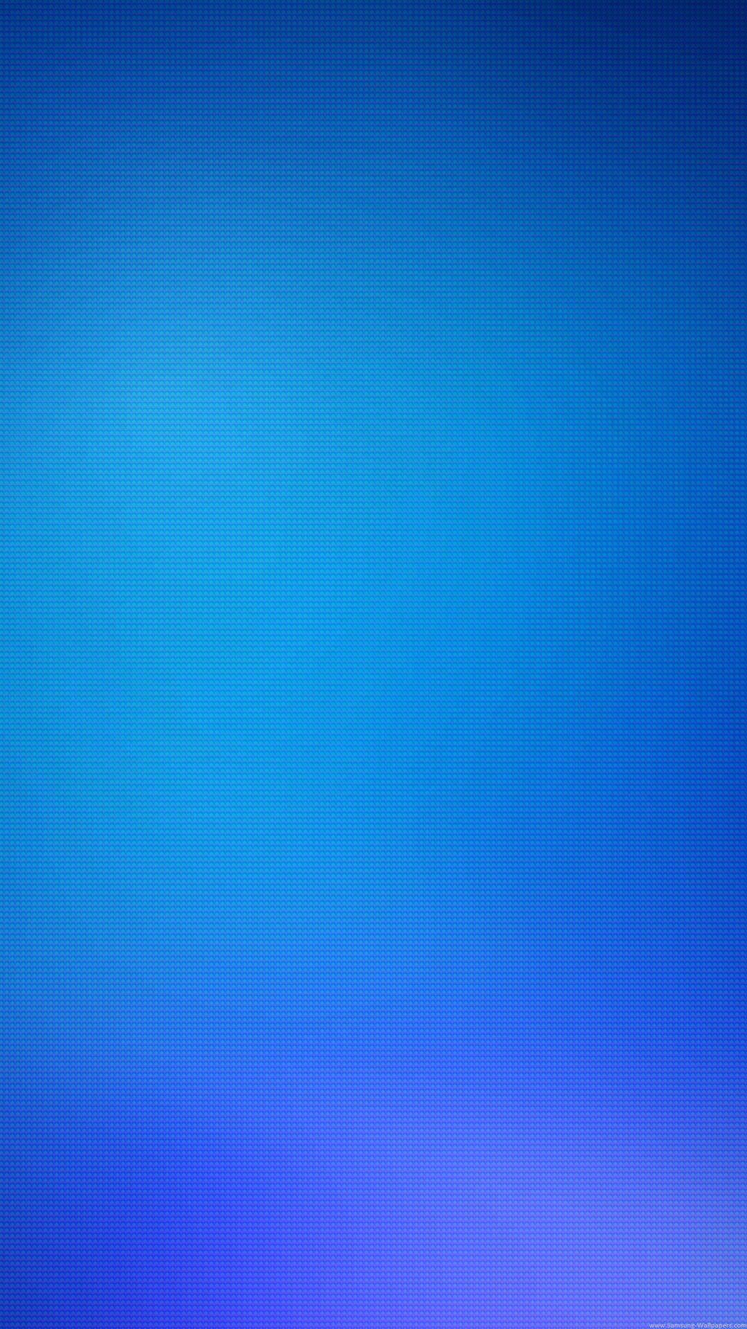 綺麗な青のグラデーション iPhone6 Plus壁紙 - WallpaperBox