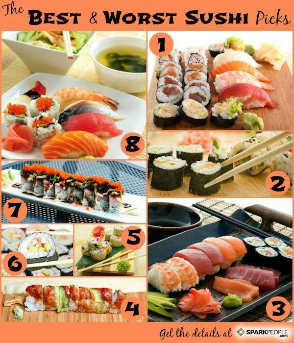Pin By Carina Cederkof Jessen On Sushi Healthy Sushi Healthy Healthy Sushi Rolls