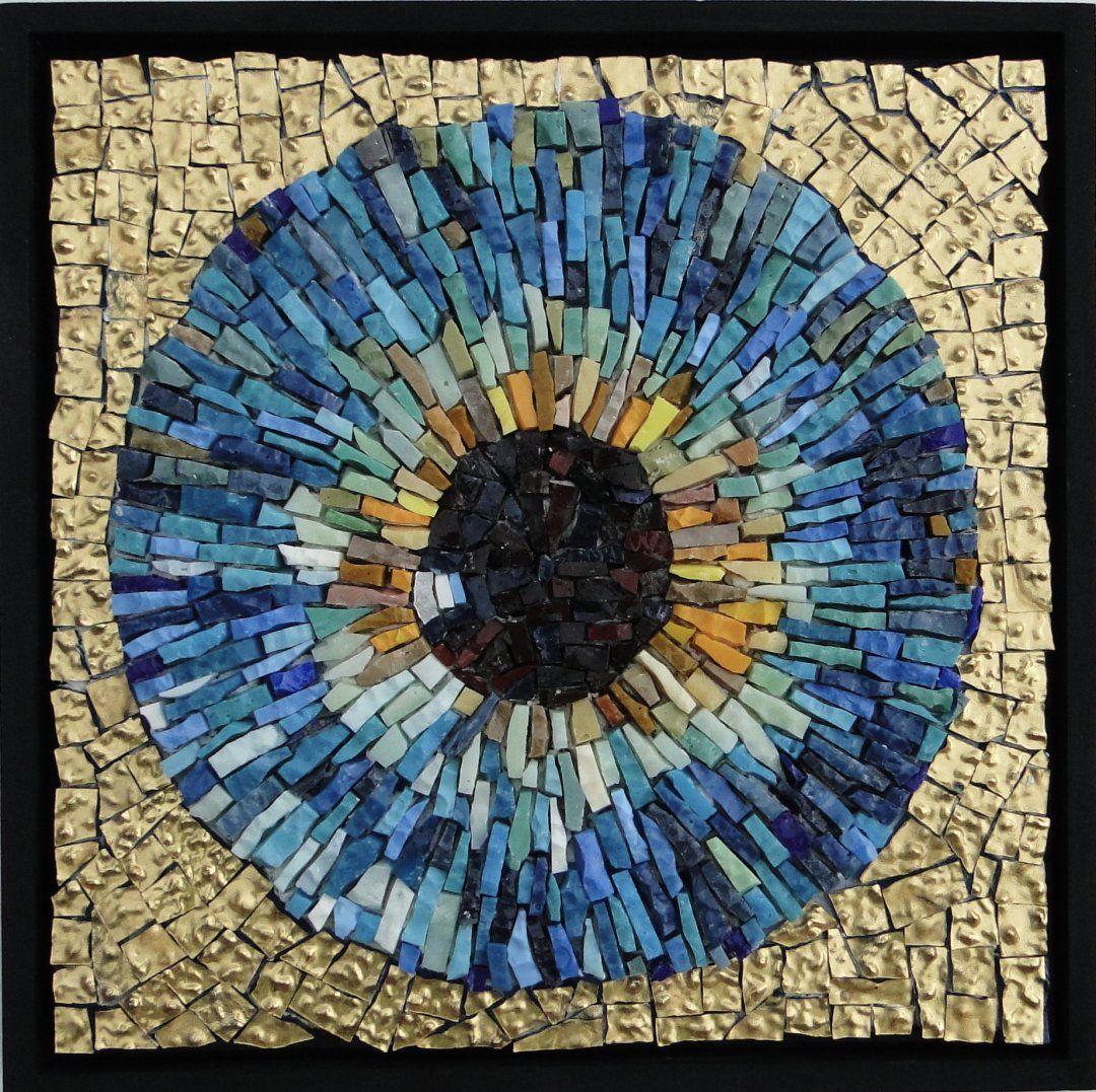 Mosaic Window Ideas Broken Gl Pieces