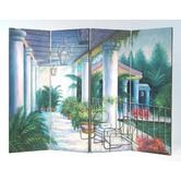 Found it at Wayfair - Springtime on the Patio Room Divider