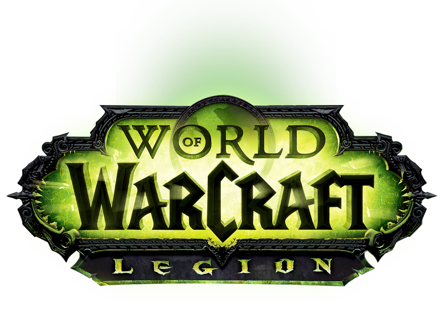 I Rendered The Hi Res Logo From Box Artwork World Of Warcraft Warcraft Legion World Of Warcraft Expansions