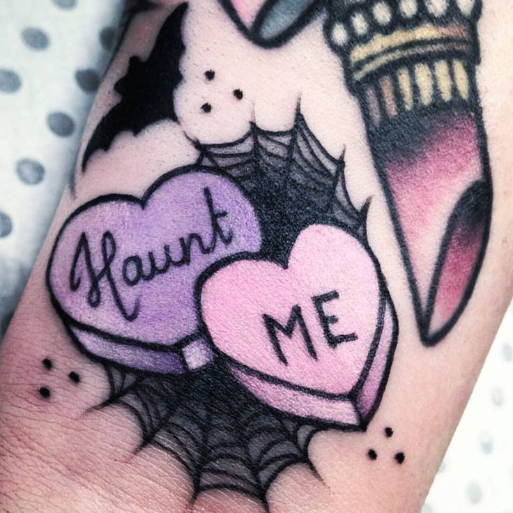 """Emily-Rose My new addition by lovely @alexandrarose_str  thank you so much!! #candyhearts #wednesday13…"""""""