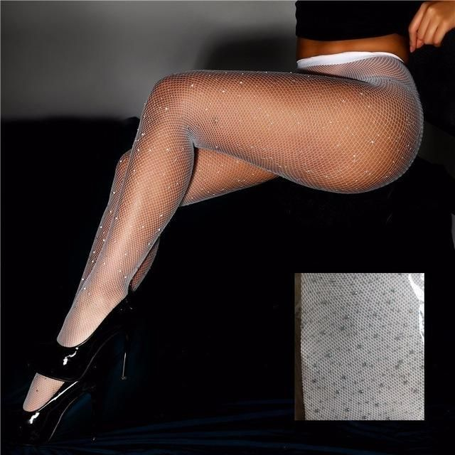 Women Lace Trim knitted Over Knee Socks Thigh High Stockings Winter Warmers 545