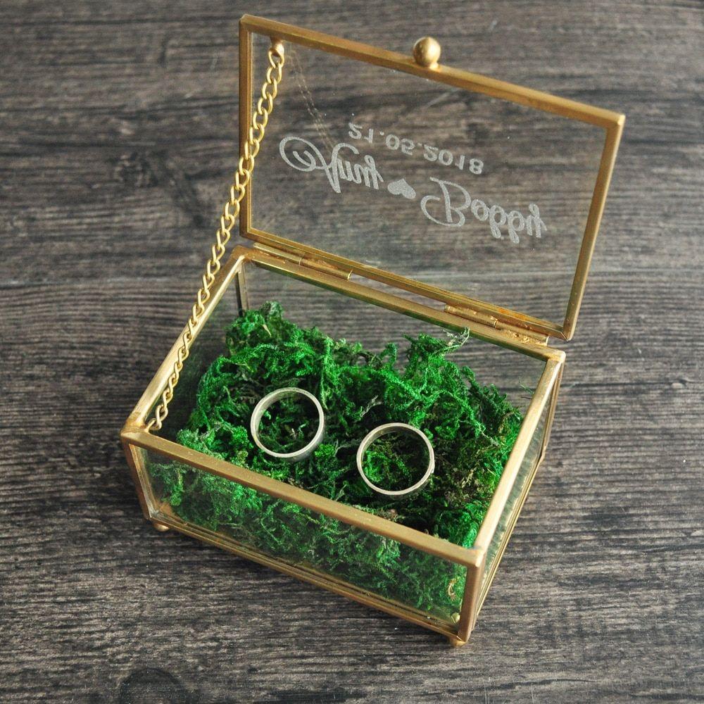 jewelry box weddingring ring pillow ringbox NEW***Custom wedding ring box personalized