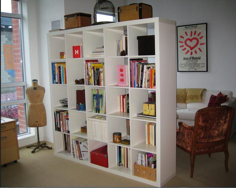 Trennwand-wohnzimmer-Aufteilung-das-Zimmer-aus-dem-Schrank | Möbel ...