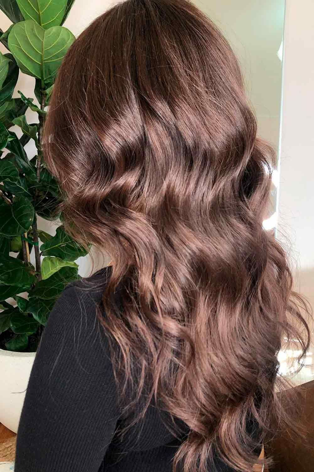 33 Rich And Soft Chestnut Hair Color Variations For Your Effortless Look Chestnut Hair Color Chestnut Hair Brown Hair With Blonde Highlights