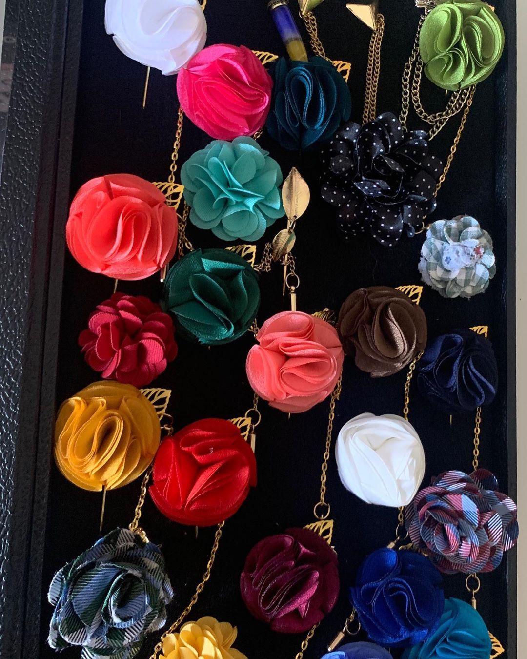 Some of my lapel pin collection.  @wearlapelpins 🌈  #lapelpins #suitandtie #suit #suitelife #lapelpi...