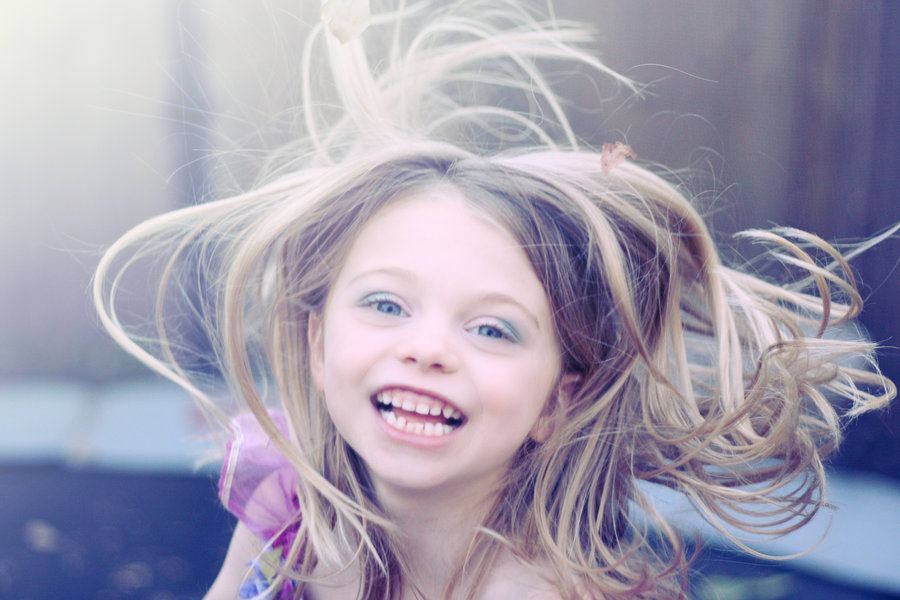 Crazy Haired