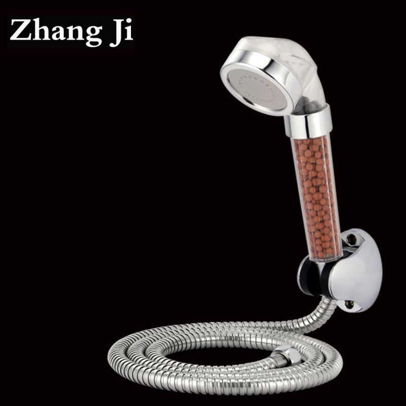 Hot Anion Water Therapy SPA High Pressure Shower Head Water Saving ...