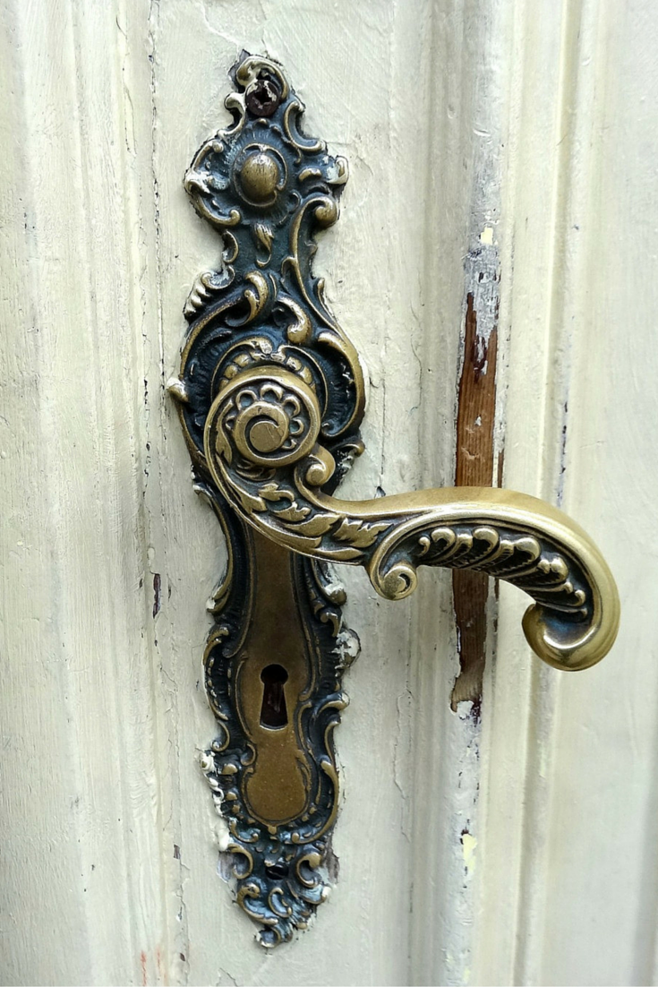 Ornate Door Lever Renovator S Supply