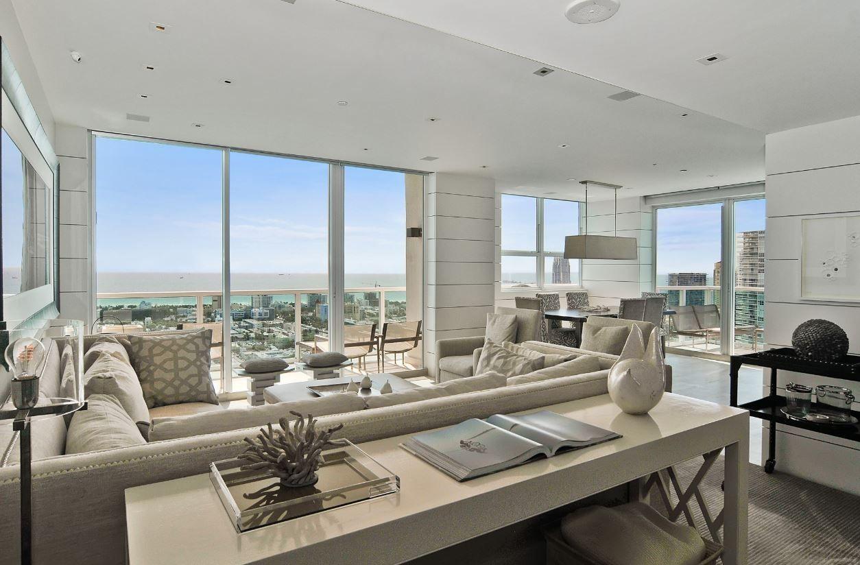 Auberge Miami Luxury Penthouse Penthouse Condo Pent House
