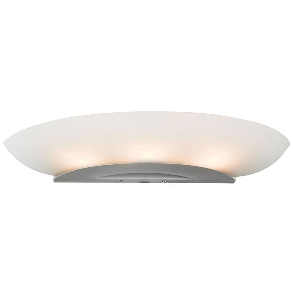 Access Lighting Corp Nebula Sconce 50128 Sat Opl Sconces