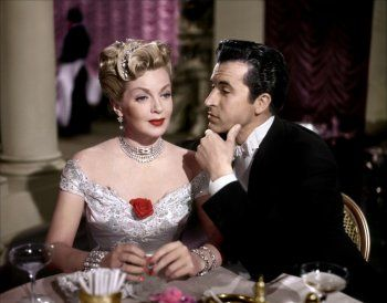 Image result for lana turner in the merry widow